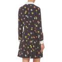 Floral Pin Spot Shirt Dress, ${color}