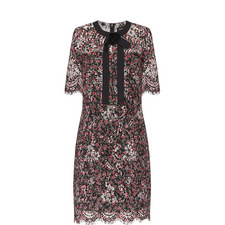 Forget-Me-Not Print Dress