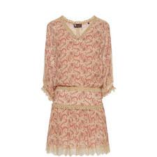 Rusty Lou Print Dress