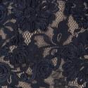 Lace Front Dress, ${color}