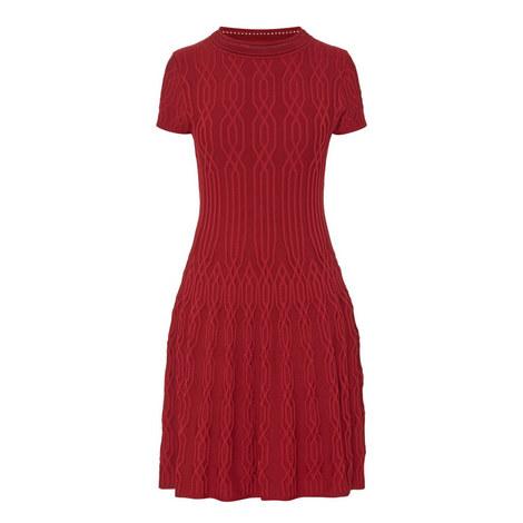 Round Neck Dress, ${color}