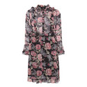 Lili Rose Muslin Printed Dress, ${color}