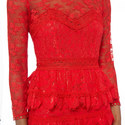 Cabaret Lace Mini Dress, ${color}