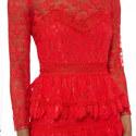 Cabaret Lace Mini Dress, ${color}