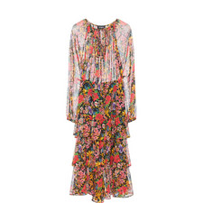 Cocktail Flower Dress