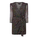 Plumetis Mini Dress, ${color}