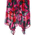 Silk Floral Dress, ${color}