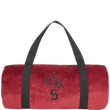 Velvet Duffel Bag