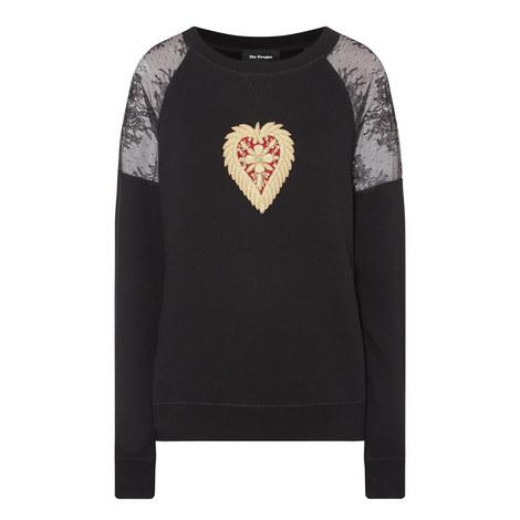 Embroidered Sweatshirt, ${color}
