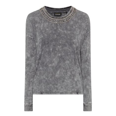 Crystal Detail Sweatshirt, ${color}
