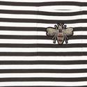 Bee Appliqué Stripe T-Shirt, ${color}