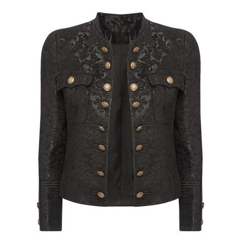 Royal Jacquard Jacket, ${color}