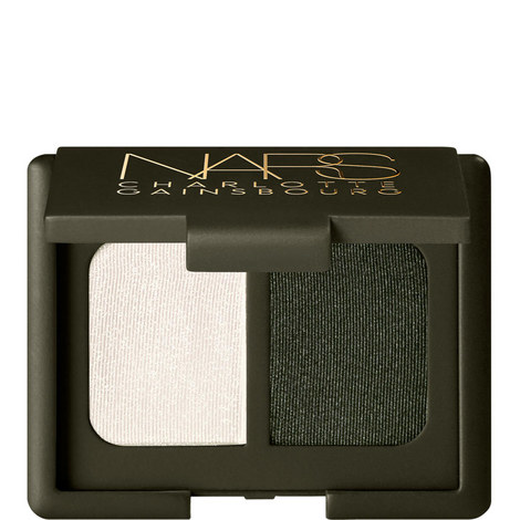 NARS x Charlotte Gainsbourg Velvet Duo Eyeshadow, ${color}
