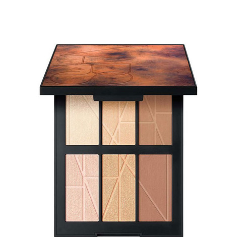 Bord de Plage Highlighting & Bronzing Palette, ${color}