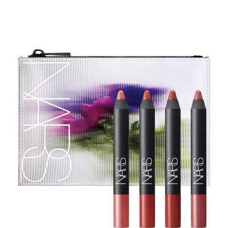Tribulation Velvet Matte Lip Pencil Set, ${color}