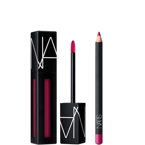 Powermatte Lip Duo: Give It Up, ${color}