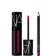 Powermatte Lip Duo: Warm Leatherette