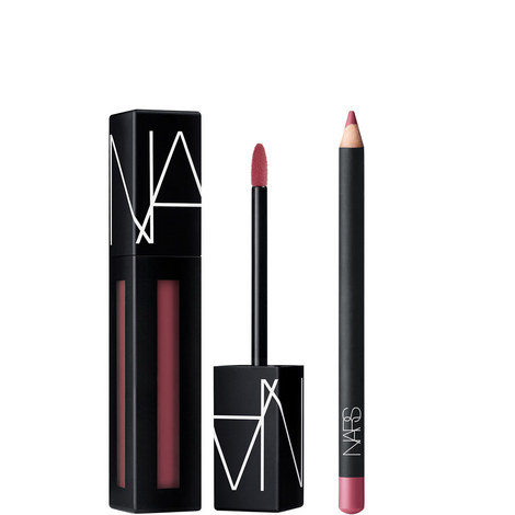 Powermatte Lip Duo: Save the Queen, ${color}