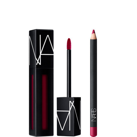Powermatte Lip Duo: Under My Thumb, ${color}