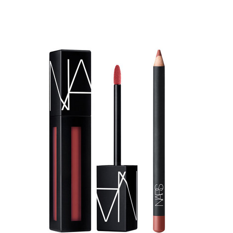 Powermatte Lip Duo: Walk This Way, ${color}