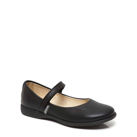 Annie Plain Velcro Shoes, ${color}