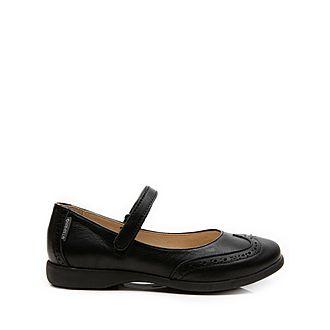 Olivia Brogue Bar Shoes