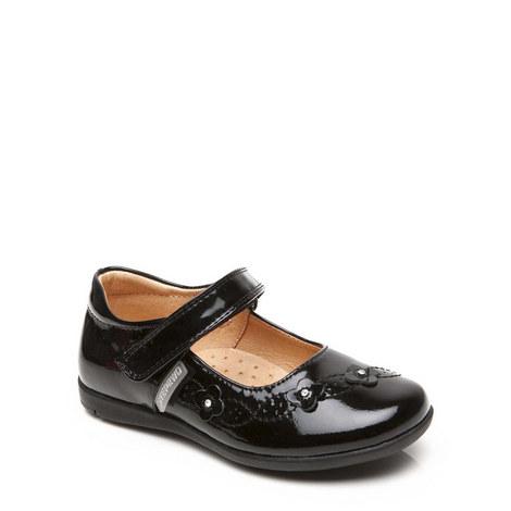 Halima Flower Bar Shoes, ${color}