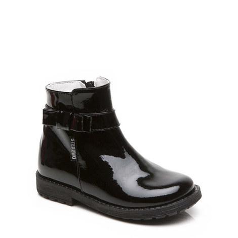 Faith Zip Ankle Boot, ${color}