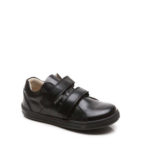 Caller Double Velcro Strap Shoes, ${color}