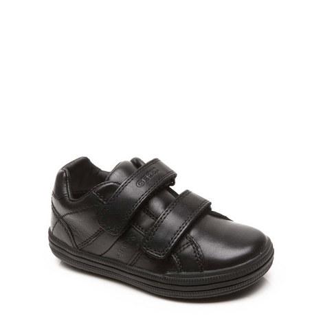 Two Strap School Shoes, ${color}