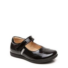 Haley Velcro Bar Shoe