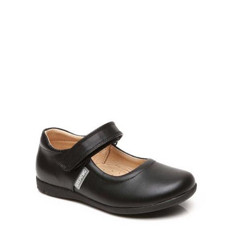 New Lynn Velcro Bar Shoe, ${color}