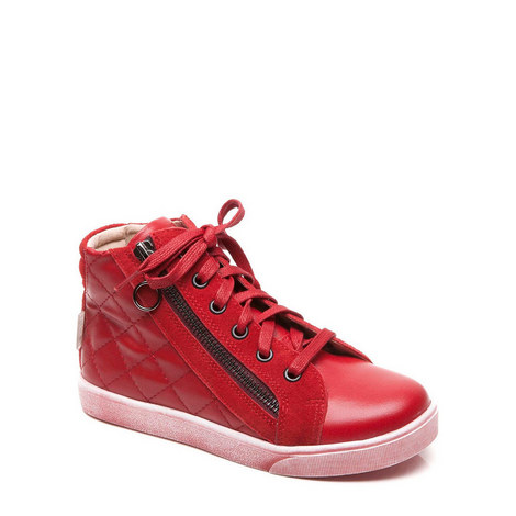 Craven High Top Trainers Girls, ${color}