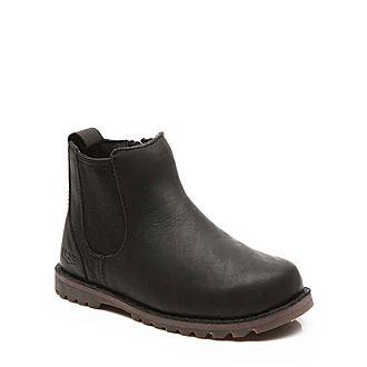 99b552de3c8 UGG Callum Chelsea Boots Boys - Black