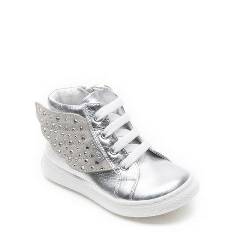 Girls Angel 2-Winged Trainers, ${color}