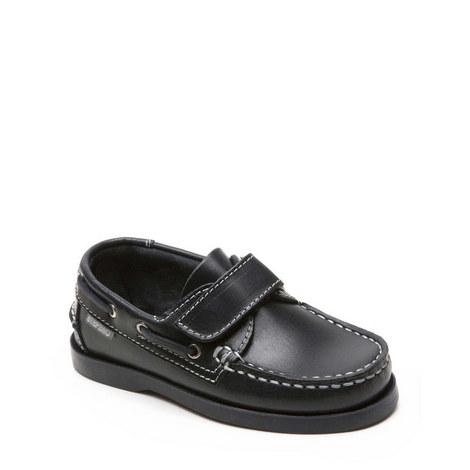 Step 2 Boys Velcro Boat Shoe Starboard, ${color}