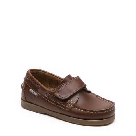 Boys Starboard Boat Shoes, ${color}