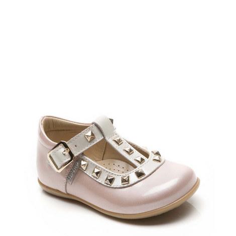 Mini Venetia T-Bar Shoe, ${color}