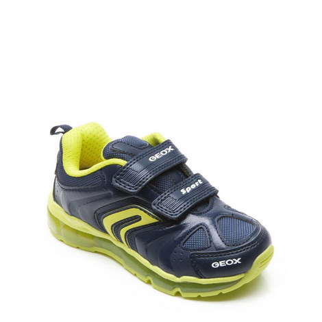 Junior Boys Android Lights Trainers, ${color}