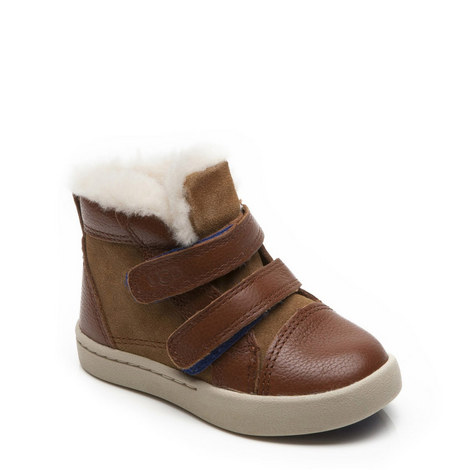 Rennon Velcro Booties, ${color}