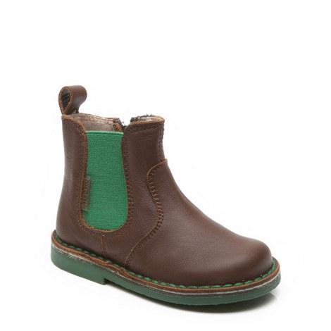 Boys Simon Chelsea Boots, ${color}