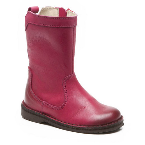 Girls Candy Zip Boots, ${color}