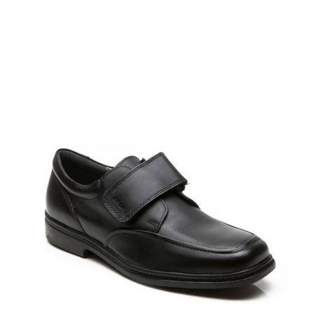 Strap School Shoes, ${color}