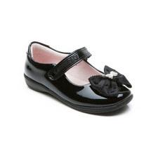 Girls Priscilla School Shoes