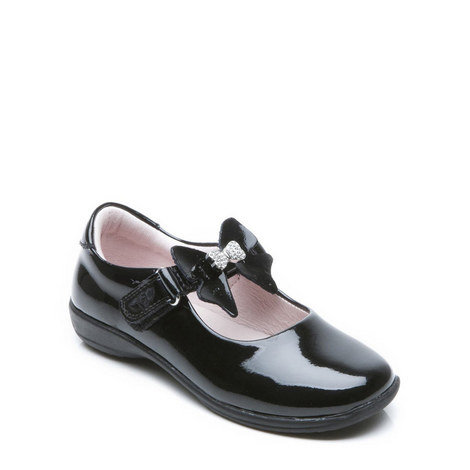 Girls Charlotte School Shoes, ${color}
