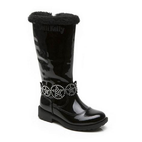 Ann Faux Fur Boots, ${color}
