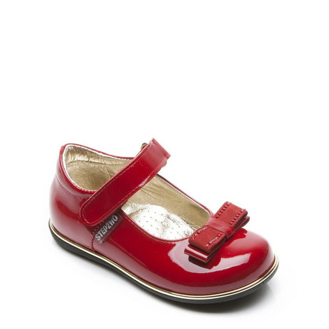Girls Kylie Bar Shoes, ${color}