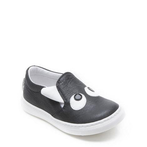Boys Boggle Skater Shoes, ${color}