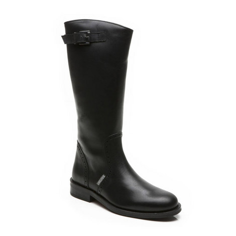 Sergeant Knee High Boots, ${color}
