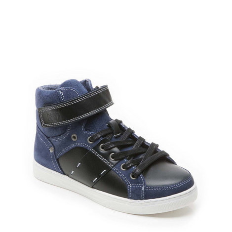 Blade High Top Trainers, ${color}